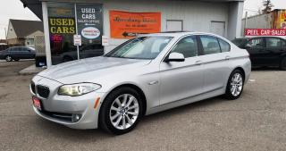 Used 2013 BMW 5 Series 528i xDrive - LOW Mileage, Certified for sale in Mississauga, ON