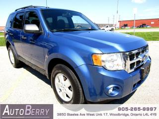 Used 2009 Ford Escape XLT - 4WD - 3.0L for sale in Woodbridge, ON