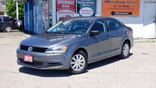 Used 2013 Volkswagen Jetta TRENDLINE+ for sale in Mississauga, ON