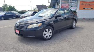 Used 2007 Toyota Camry LE One Owner, No Accident, Certiifed for sale in Mississauga, ON