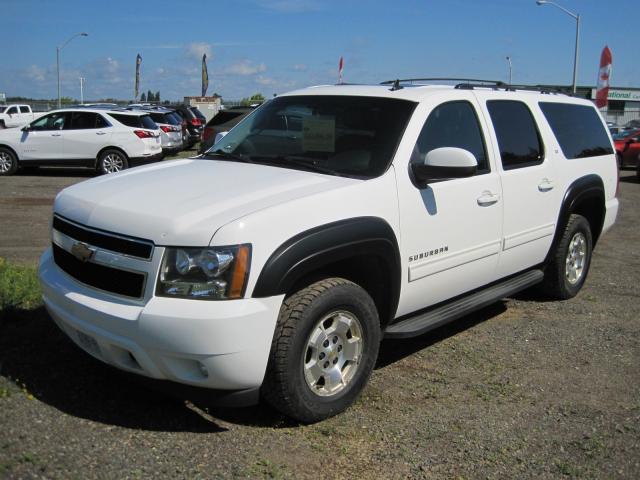 2012 Chevrolet Suburban LT w/1SC