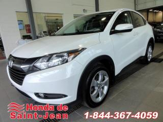 Used 2016 Honda HR-V EX AWD CVT Toit Mags Camera for sale in St-Jean-Sur-Richelieu, QC