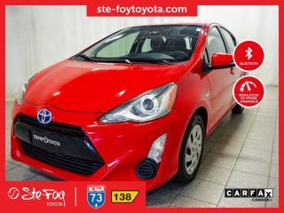 Used 2015 Toyota Prius c Climatiseur automatique for sale in Québec, QC