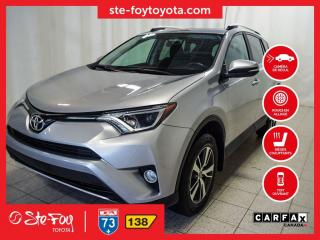 Used 2016 Toyota RAV4 XLE AWD Toit ouvrant, Roue en alliage for sale in Québec, QC