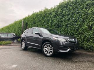 Used 2016 Acura RDX Tech Pkg for sale in Surrey, BC