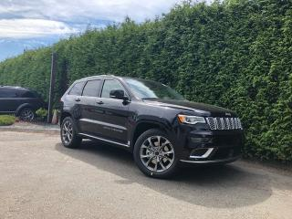Used 2019 Jeep Grand Cherokee Summit for sale in Surrey, BC
