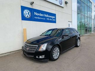 Used 2010 Cadillac CTS Wagon 3.0L PERFORMANCE AWD - RARE! for sale in Edmonton, AB