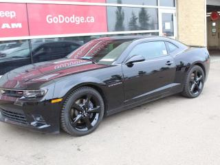Used 2015 Chevrolet Camaro SS / Sunroof for sale in Edmonton, AB