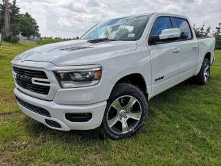 New 2019 RAM 1500 SPORT 4x4 CREW CAB for sale in Edmonton, AB