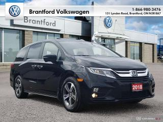 Used 2018 Honda Odyssey EX RES for sale in Brantford, ON