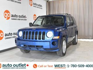 Used 2010 Jeep Patriot SPORT, 4WD, CLOTH SEATS, NAVIGATION for sale in Edmonton, AB