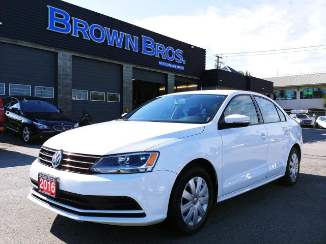 2016 Volkswagen Jetta Trendline, NO ACCIDENTS