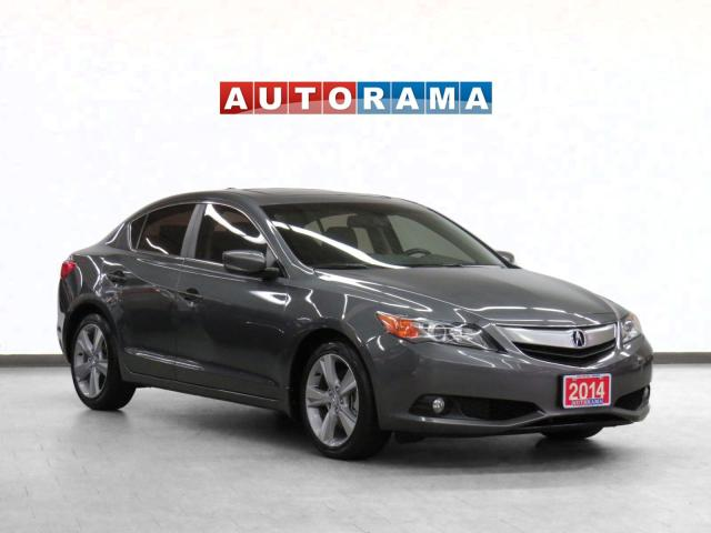 2014 Acura ILX Dynamic Pkg Navigation Leather Sunroof Backup Cam