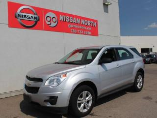 Used 2014 Chevrolet Equinox LS/AWD/BLUETOOTH/CRUISE for sale in Edmonton, AB