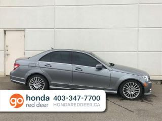 Used 2011 Mercedes-Benz C-Class C 250 AWD Sunroof Back Up Camera for sale in Red Deer, AB