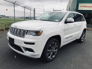 New 2019 Jeep Grand Cherokee Summit for sale in Richmond, BC