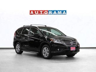 Used 2014 Honda CR-V SE AWD Leather Sunroof Backup Cam for sale in Toronto, ON