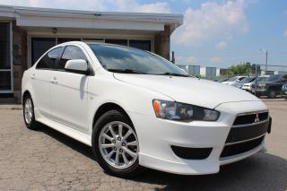 Used 2012 Mitsubishi Lancer SE Bluetooth|Htd Seats|Cruise for sale in Mississauga, ON