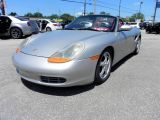 Photo of Silver 1997 Porsche Boxster