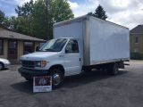 Photo of White 2001 Ford E450