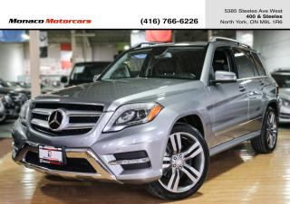 Used 2013 Mercedes-Benz GLK-Class GLK350 4MATIC - NAVI|BACKUP|2xRIMS&TIRES for sale in North York, ON