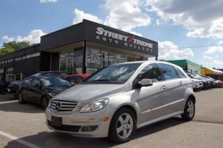 Used 2008 Mercedes-Benz B-Class for sale in Markham, ON