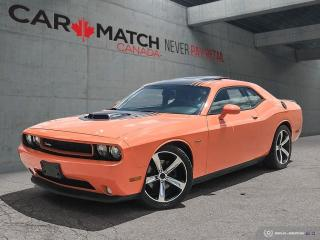 Used 2014 Dodge Challenger R/T / SHAKER / NAV / 39KM for sale in Cambridge, ON