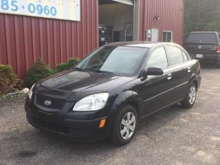 Used 2009 Kia Rio for sale in Port Sydney, ON