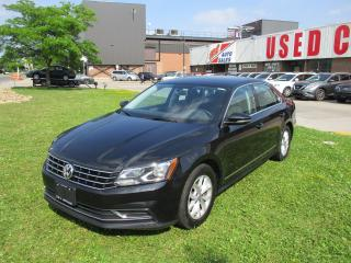 Used 2017 Volkswagen Passat Trendline+ ~ BACK-UP CAM.~HEATED SEATS~BLUETOOTH~ for sale in Toronto, ON