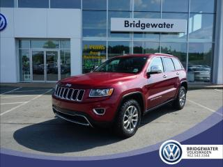 Used 2014 Jeep Grand Cherokee LIMITED - 4X4 for sale in Hebbville, NS