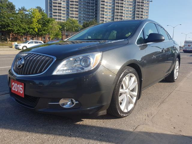 2015 Buick Verano Excellent Condition-Navi-Bk Up Cam-Bluetooth-Alloy