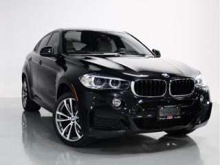 Used 2016 BMW X6 xDrive35i   M-SPORT   WARRANTY   HARMAN/KARDON for sale in Vaughan, ON