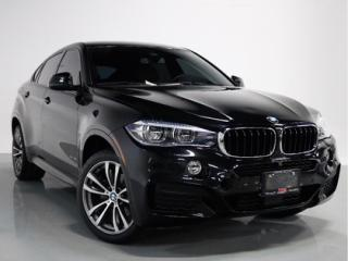 Used 2017 BMW X6 xDrive35i   M-SPORT   WARRANTY   DRIVER ASSIST for sale in Vaughan, ON
