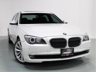 Used 2009 BMW 7 Series 750LI   NAVIGATION   HEADS UP   SUNROOF for sale in Vaughan, ON