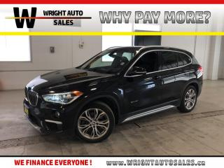 Used 2017 BMW X1 |LEATHER|NAVIGATION|SUNROOF|49,653 KM for sale in Cambridge, ON