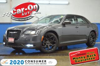 Used 2019 Chrysler 300 S LEATHER NAV READY APPLE CARPLAY/ANDROID ALPINE A for sale in Ottawa, ON