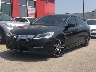 Used 2017 Honda Accord Sport, one owner, clean carproof report for sale in Toronto, ON