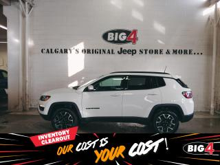 Used 2019 Jeep Compass Sport | 4x4 | Push Start | Remote Keyless Entry for sale in Calgary, AB