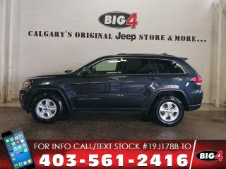 Used 2014 Jeep Grand Cherokee Laredo | V6 | Fog Lights | SAT radio for sale in Calgary, AB