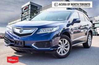 Used 2017 Acura RDX Tech at No Accident| Remote Start| Blind Spot for sale in Thornhill, ON