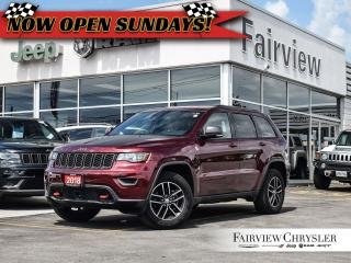 Used 2018 Jeep Grand Cherokee Trailhawk   Blindspot   Hitch   Back UP CAM for sale in Burlington, ON