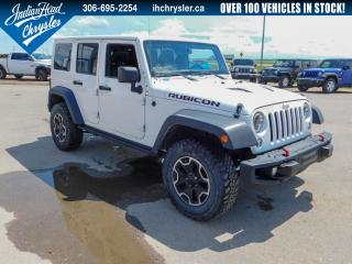 Used 2014 Jeep Wrangler Unlimited Rubicon 4x4 | Leather | Nav | Bluetooth for sale in Indian Head, SK