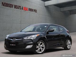 Used 2017 Hyundai Veloster Base*Rear Cam*Apple Carplay*Android* for sale in Mississauga, ON