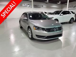 Used 2012 Volkswagen Passat 2.5L Comfortline - No Payments For 6 Months** for sale in Concord, ON