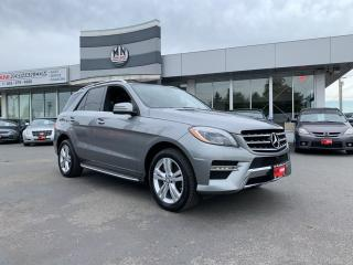 Used 2014 Mercedes-Benz ML-Class ML350 BlueTEC 4MATIC for sale in Langley, BC