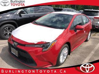 New 2020 Toyota Corolla LE for sale in Burlington, ON