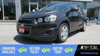 Used 2013 Chevrolet Sonic LS ** Automatic, A/C, Low Km ** for sale in Bowmanville, ON