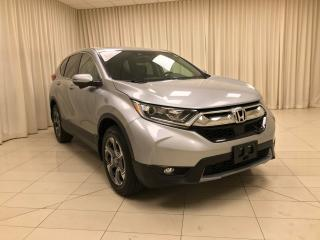 Used 2018 Honda CR-V EX-L AWD for sale in Calgary, AB