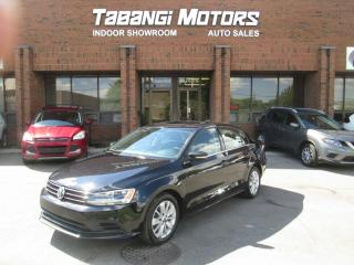 Used 2015 Volkswagen Jetta NO ACCIDENTS | SUNROOF | ALLOY RIMS | BIG SCREEN | REAR CAM for sale in Mississauga, ON