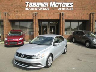 Used 2015 Volkswagen Jetta BIG SCREEN | REAR CAM | HEATED SEAT | KEYLESS | CRUISE | B\T for sale in Mississauga, ON